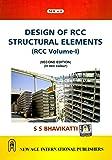 Design of R.C.C. Structural Elements - Vol. I