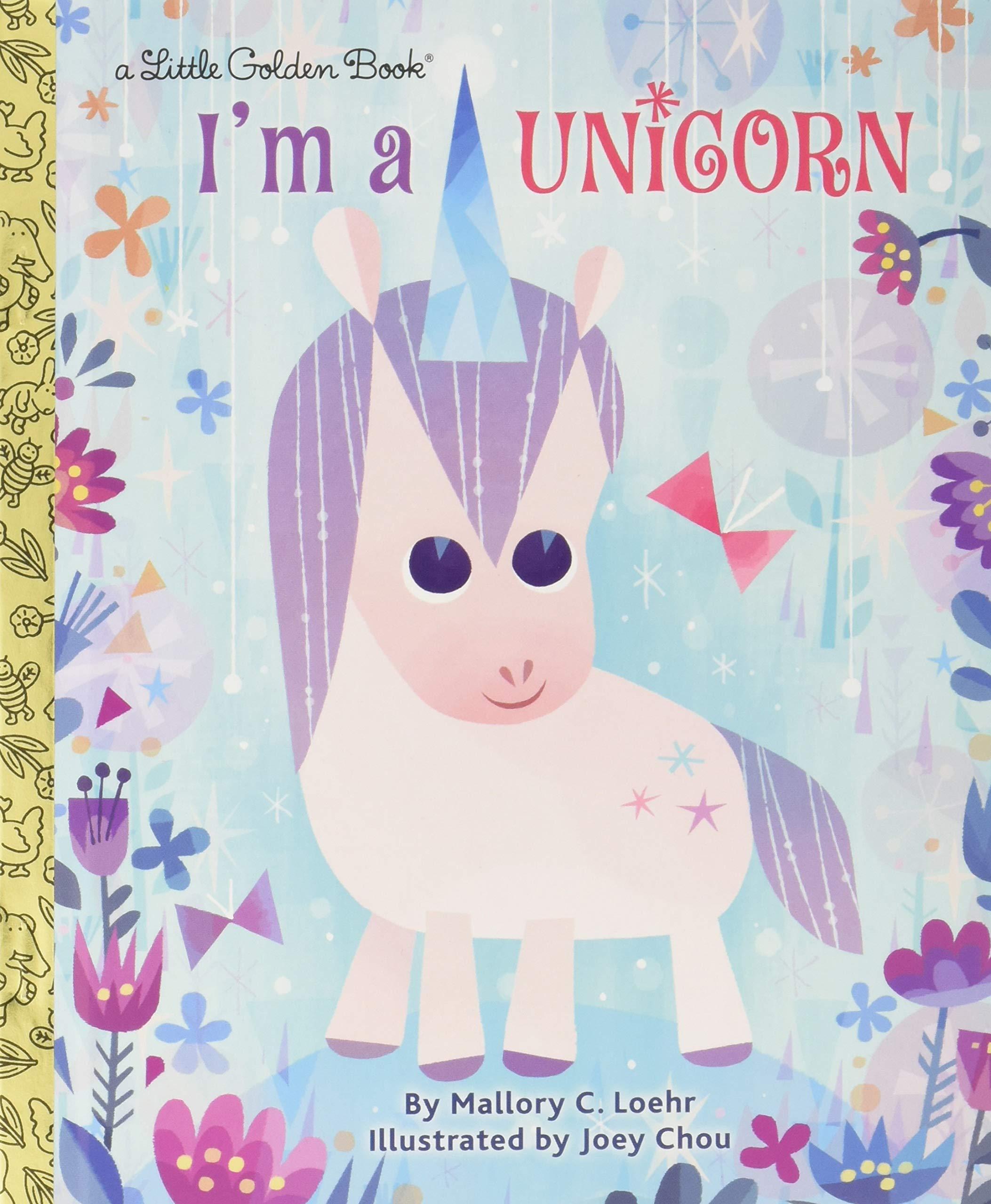 I'm a Unicorn (Little Golden Book) 3