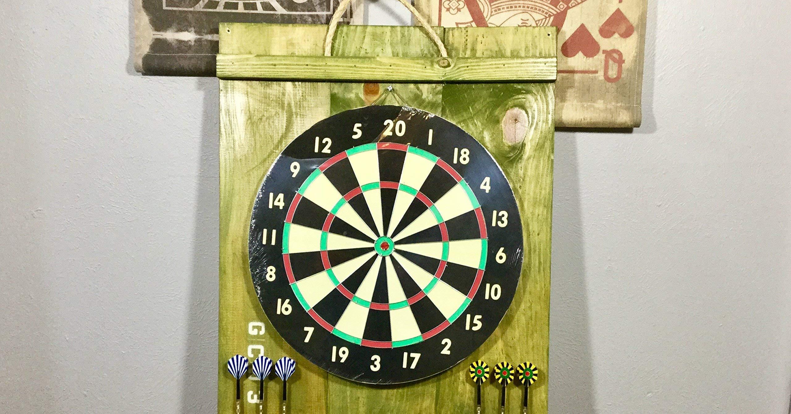 Dart Board, Custom