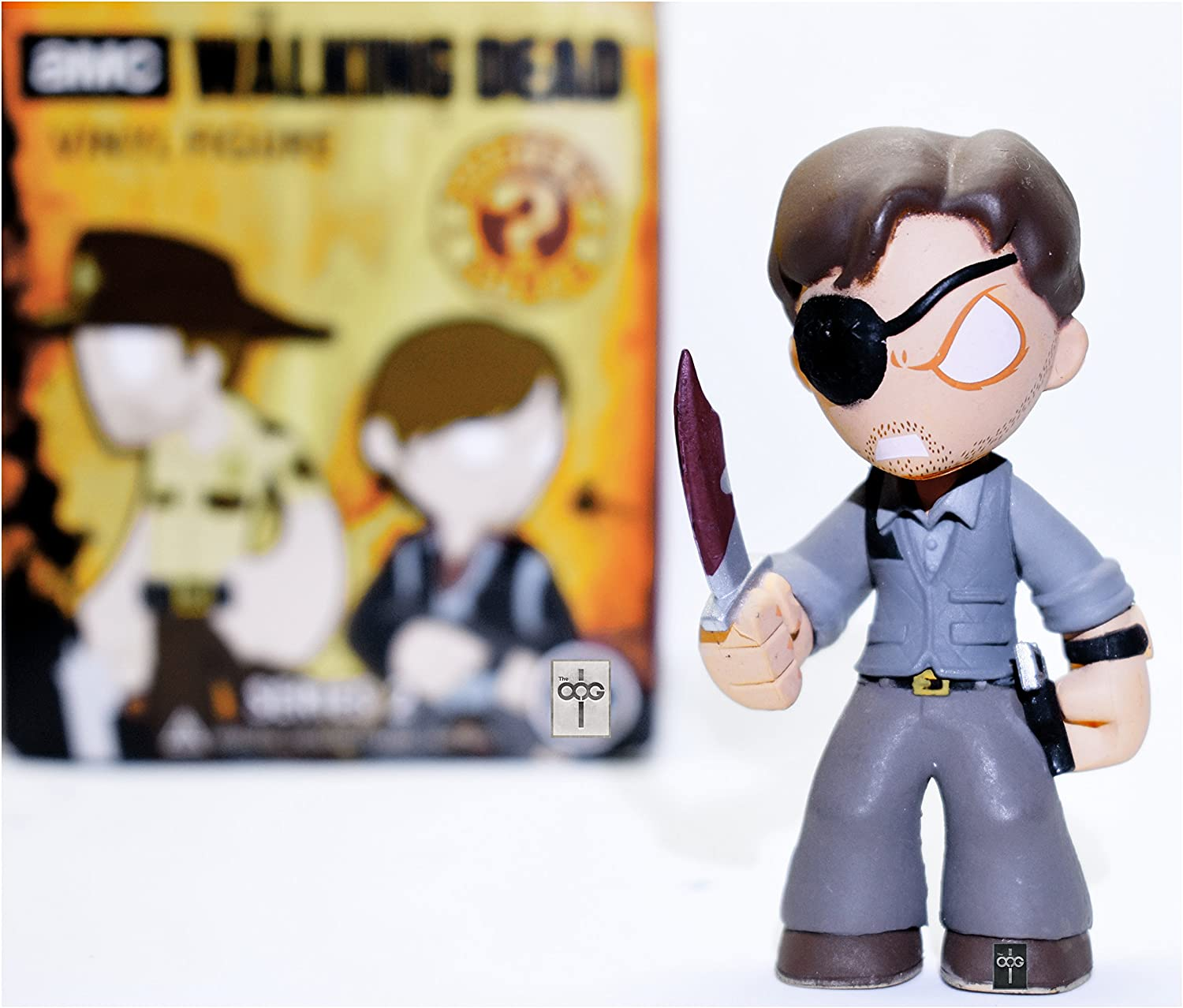 various figures The Walking Dead Series 2 Funko mystery minis