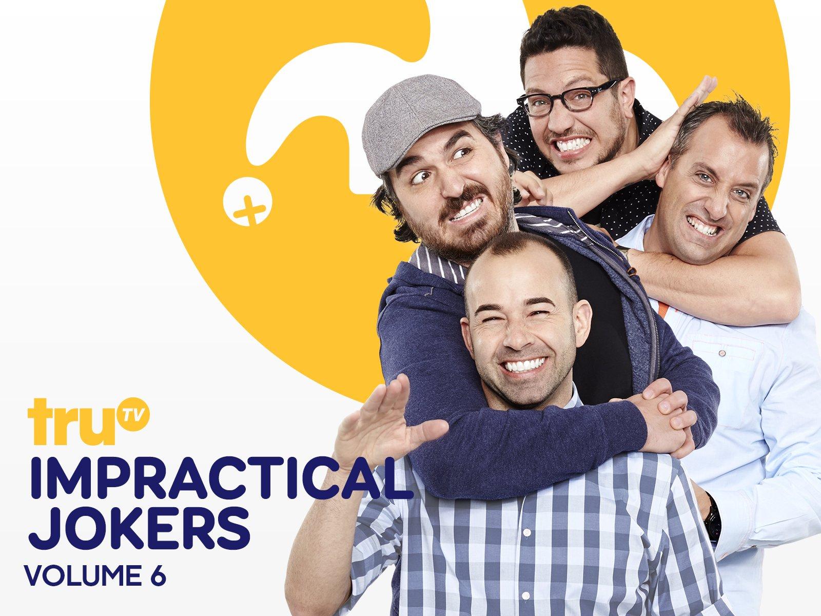 impractical jokers season 6 kickass