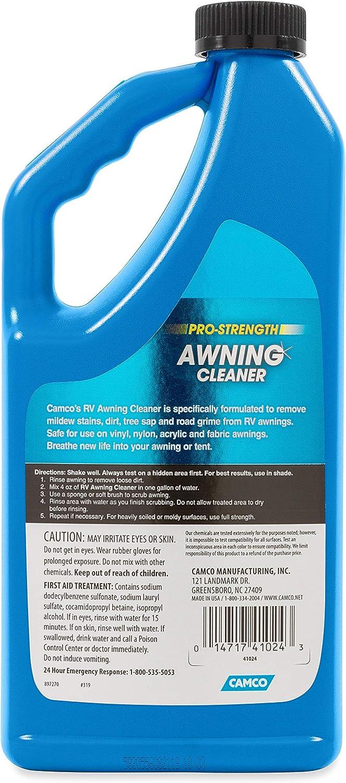 Amazon Com Camco 41024 Pro Strength Awning Cleaner 32 Fl Oz Automotive