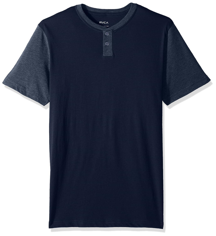 RVCA Mens Pick Up Henley Shirt ML915PIC