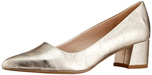 Laurel Pump, Zapatos de Tacón para Mujer, Gris (Light Grey), 36 EU Esprit