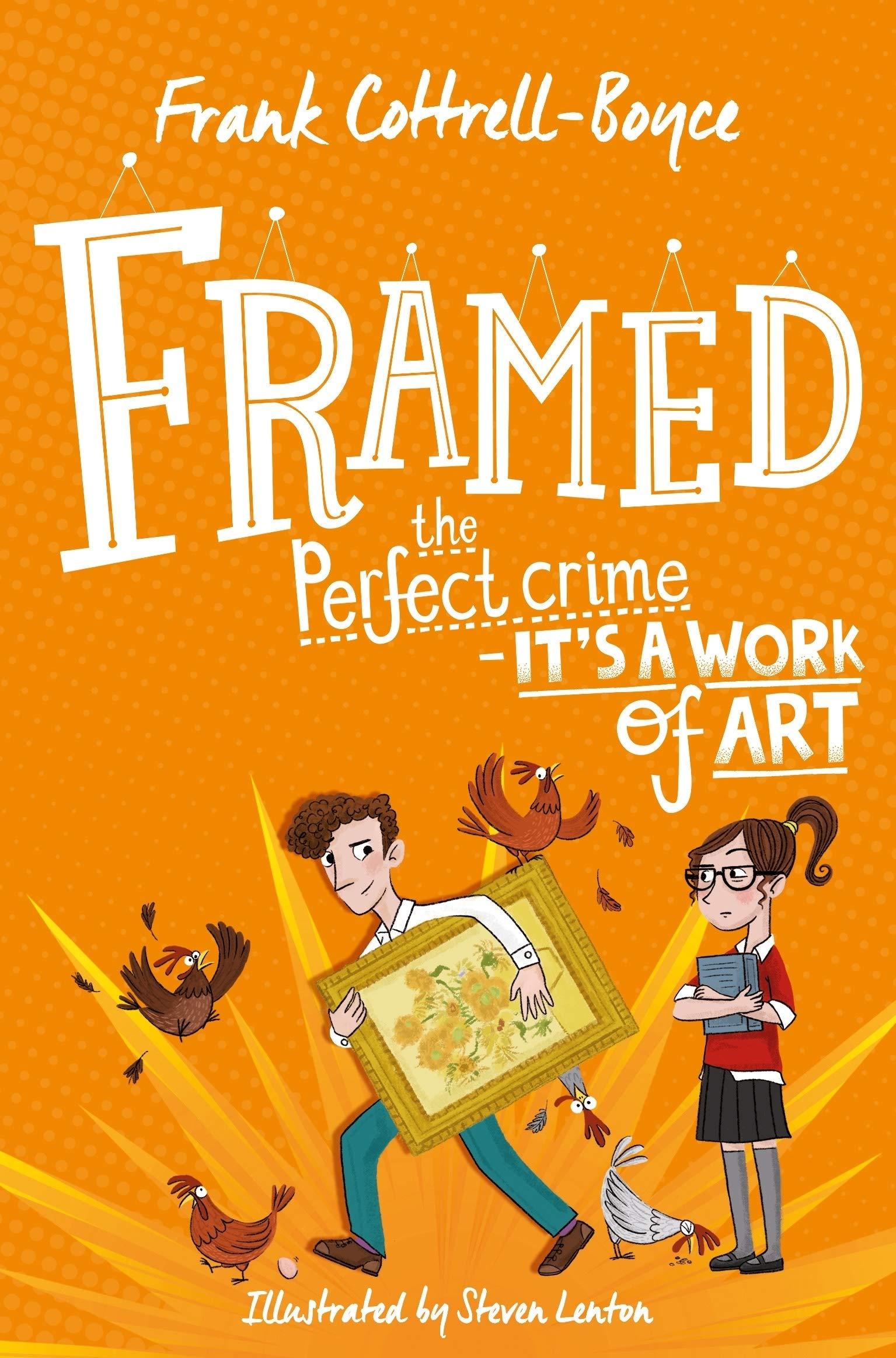 Framed: Amazon.co.uk: Cottrell Boyce, Frank: Books