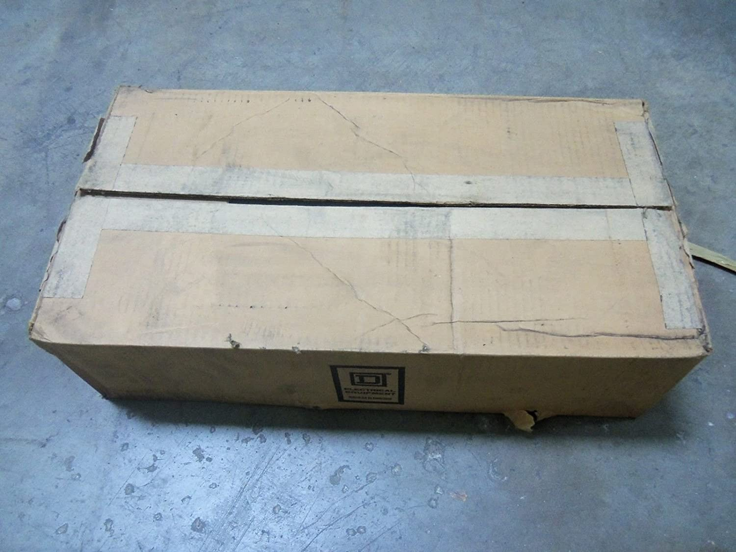 SQ D QMB362T21W 30//60A TWIN 600V FUSIBLE PANEL SWITCH