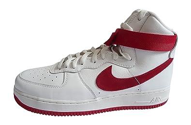 factory authentic 354b5 33333 Nike air Force 1 HI Retro QS Mens hi top Trainers 743546 Sneakers Shoes (US