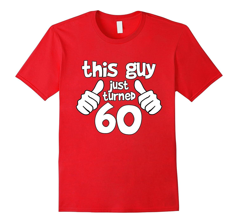 ad3bbda1 This Guy is 60 Years Old Birthday T-shirt-ANZ · Fun Swimmer Emoji ...