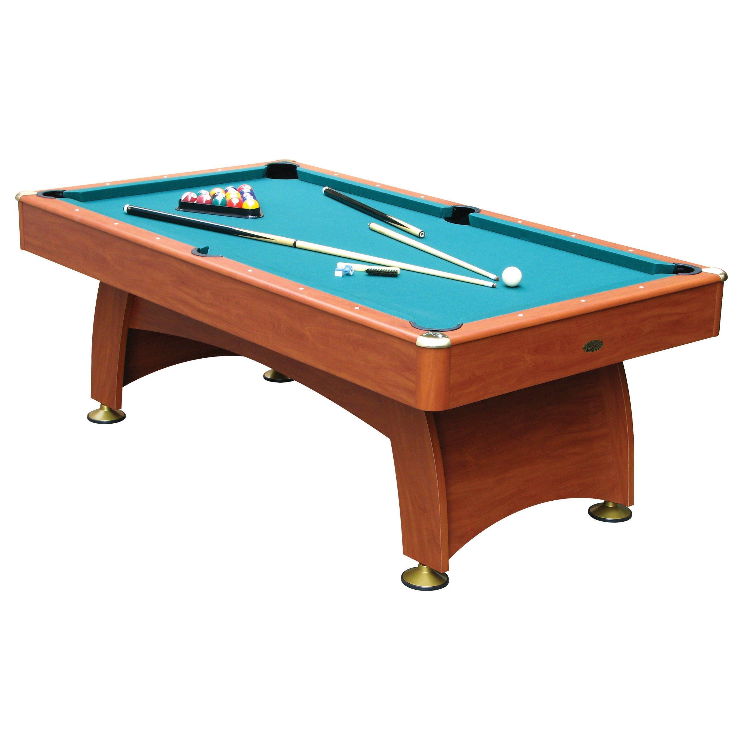 Sportcraft Cisco 2 in 1 Billiard / Table Tennis Table Combo