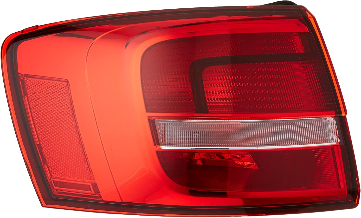 TYC 11-6784-00-1 Replacement Tail Lamp Compatible with Volkswagen JETTA