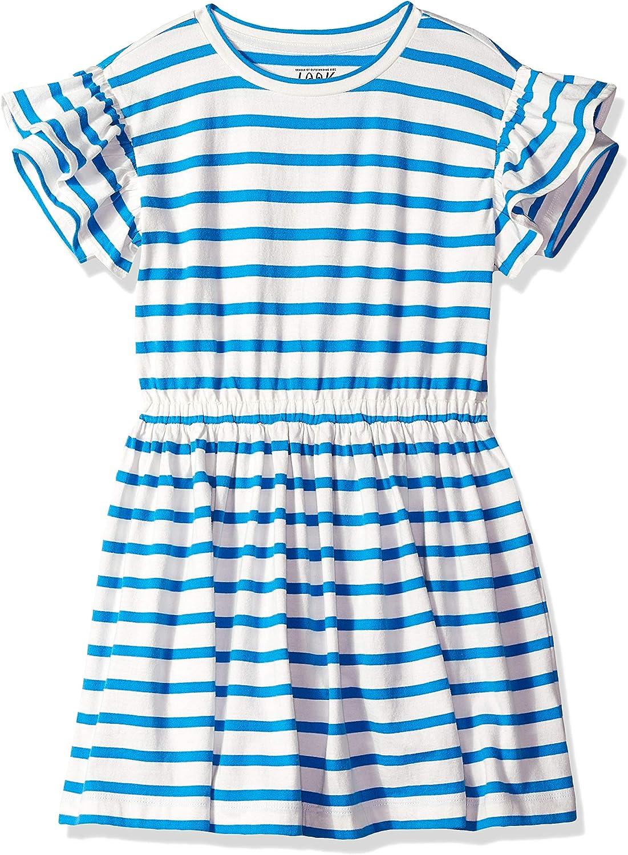 LOOK by crewcuts Girls Ruffle Sleeve Dress // J Crew Brand