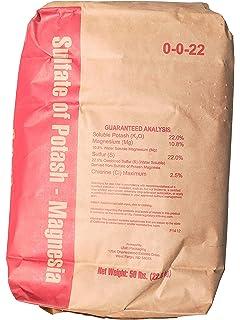 Sul-Po-Mag 0-0-21.5 Sulfate of Potash Magnesia (K