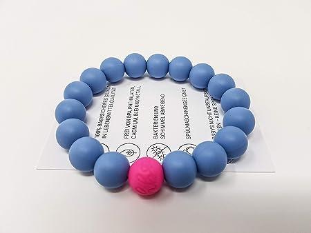 Schnullerkette Armband Personalisierter Schnullerclip Für