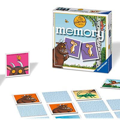 Ravensburger The Gruffalo Mini Memory Game: Ravensburger: Toys & Games