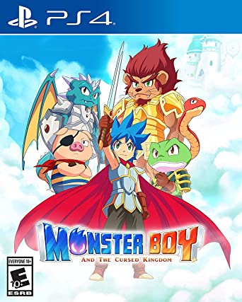 Monster Boy and the Cursed Kingdom(tbd) [USA]: Amazon.es: Cine y Series TV