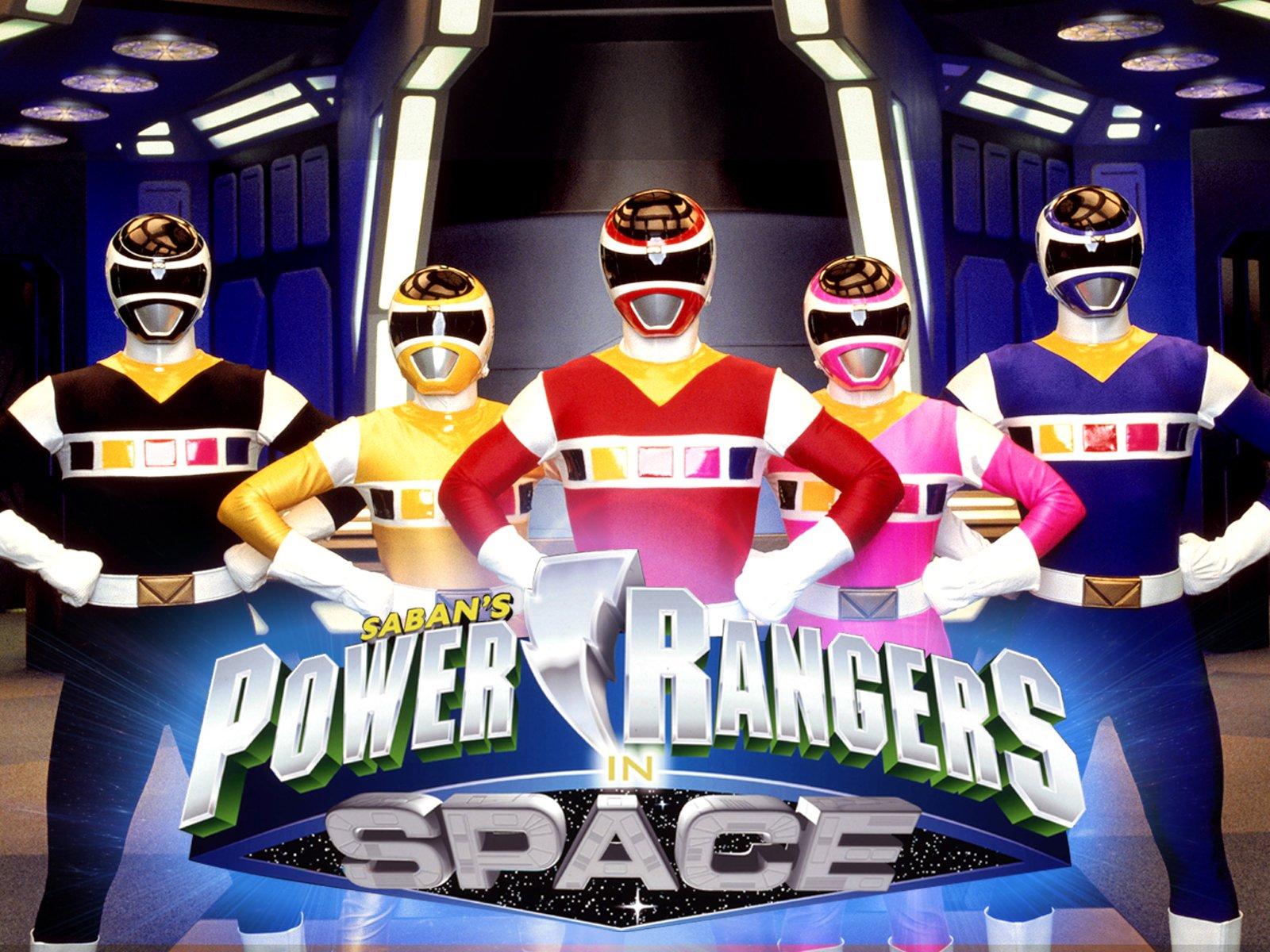Amazon Com Watch Power Rangers In Space Season 1 Prime Video