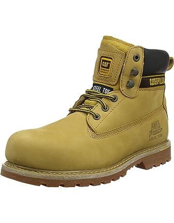 les ventes en gros coupe classique qualité authentique Amazon.fr   Chaussures de travail homme