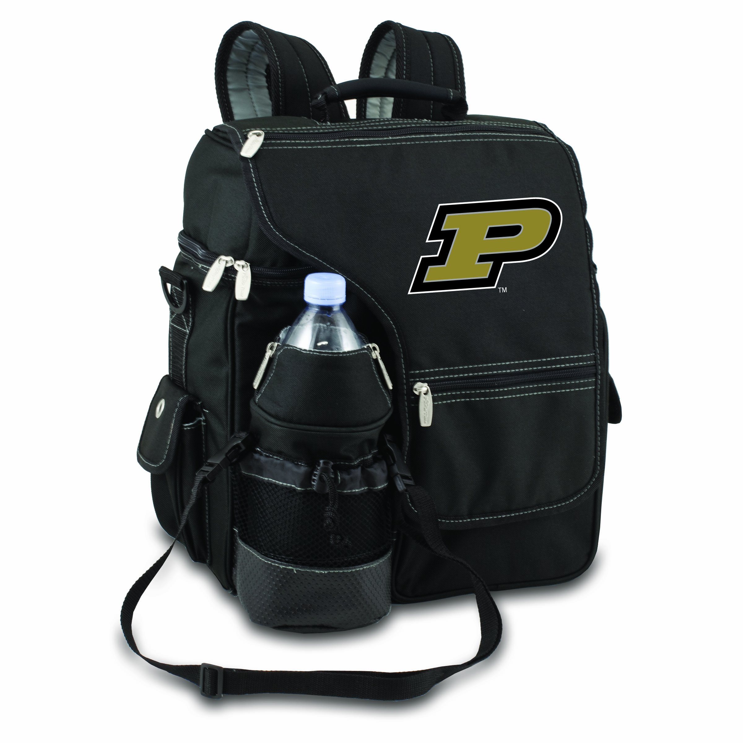 NCAA Purdue Boilermakers Turismo Insulated Backpack Cooler
