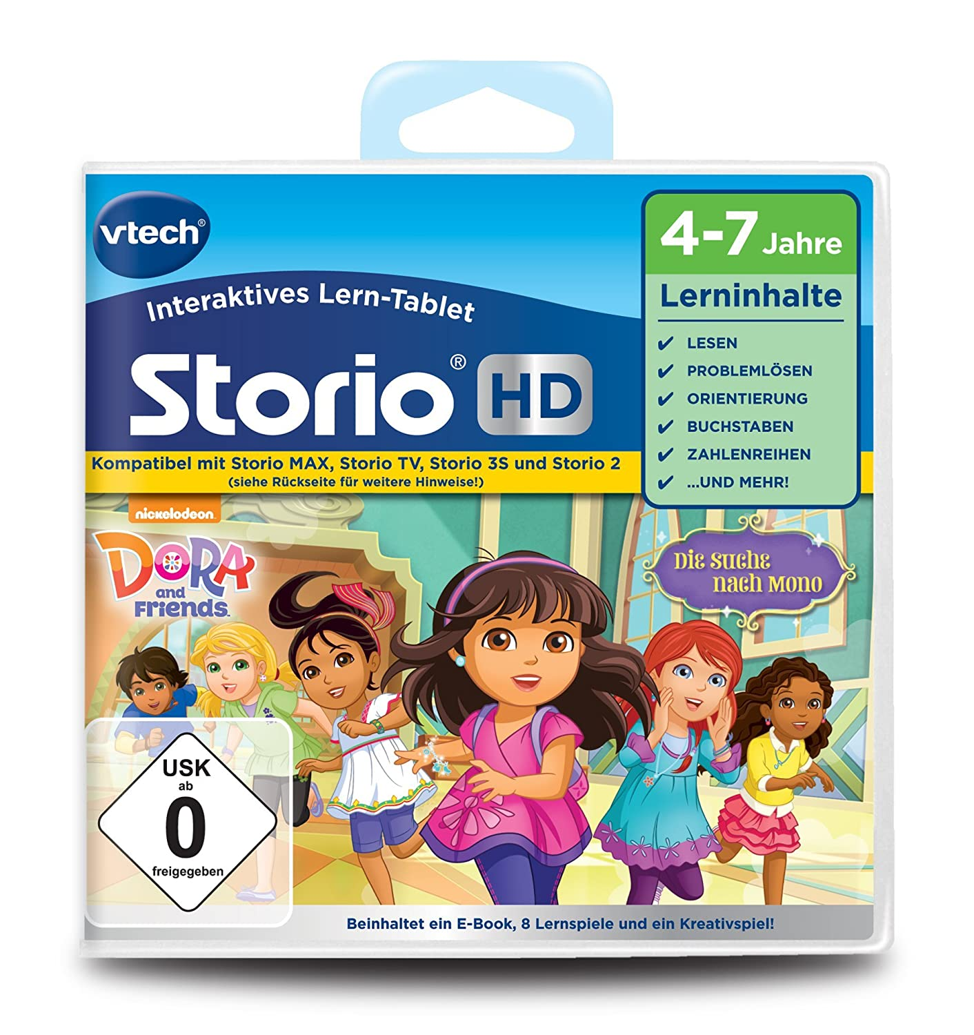 Vtech 80–272904 Dora and Friends HD