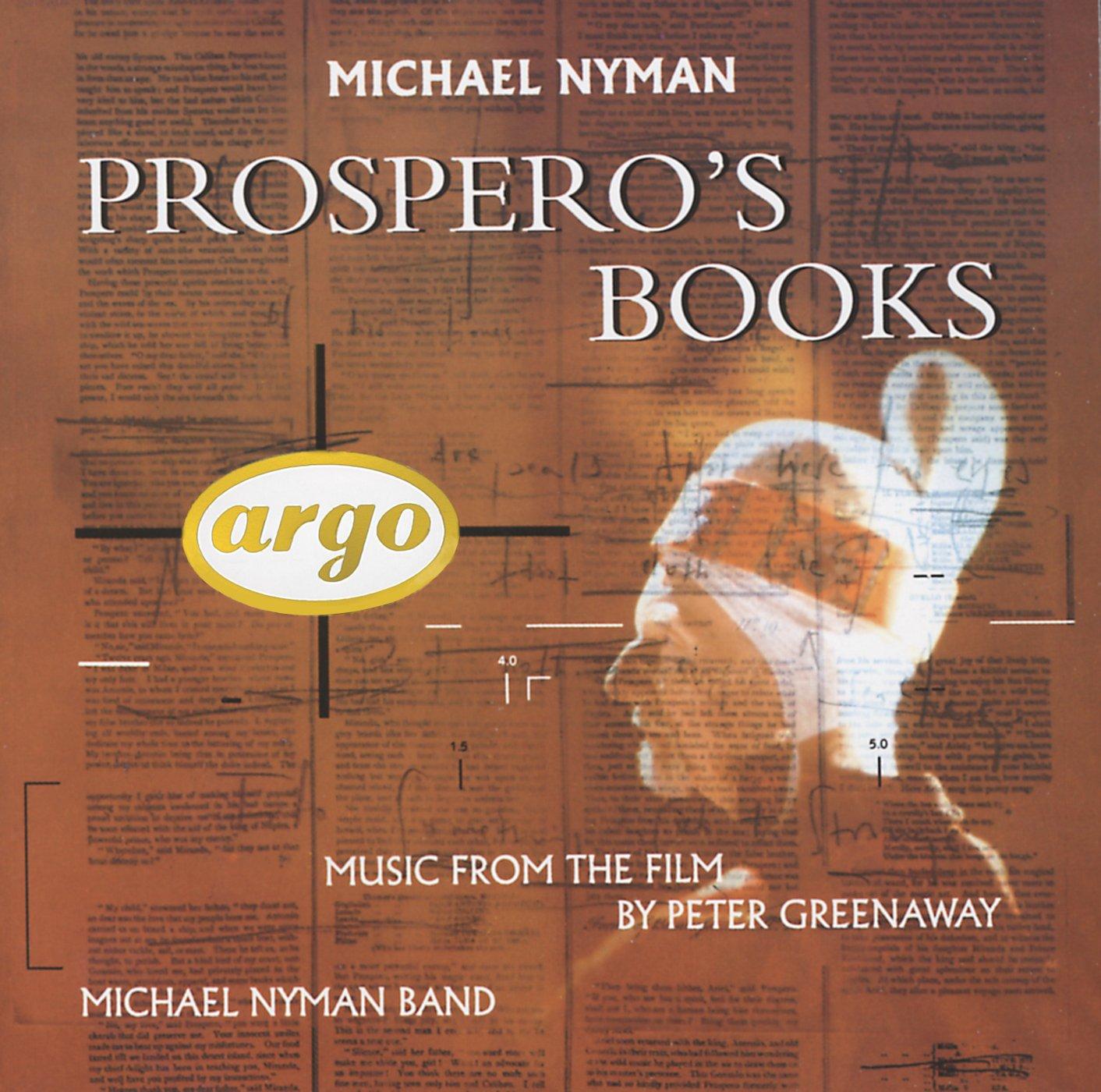 Michael Nyman, Sarah Leonard, Marie Angel, Ute Lemper, Deborah Conway,  Michael Nyman Band - Prospero's Books [Music from the Film by Peter  Greenaway] ...