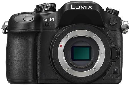 "Panasonic Lumix G DMC-GH4RE-K - Cámara Digital de 16 MP (Pantalla de 3"", Live Mos, 4608 x 3456 Píxeles, Batería, Cuerpo MILC), Color Negro"