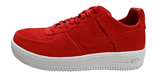 Nike Uomo Air Force 1 Ultraforce Scarpe Sportive Rosso Size: 44