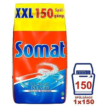 Somat - Polvo para lavavajillas: Amazon.es: Salud y cuidado personal