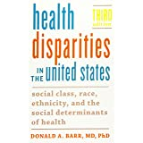 Health Disparities in the United States: Social Class, Race, Ethnicity, and the Social Determinants of Health