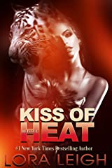 Kiss of Heat (Feline Breeds Book 3) Kindle Edition