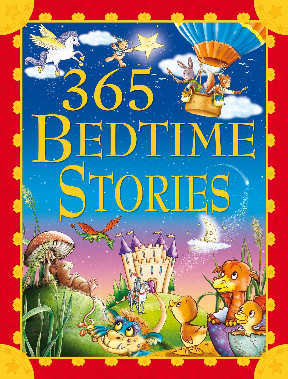find me a bedtime story