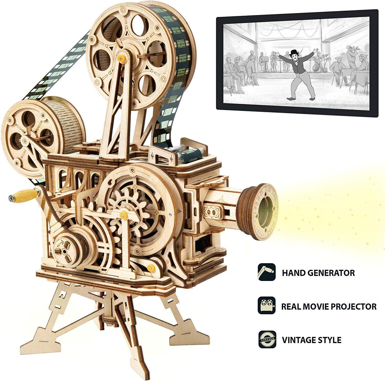 ROKR Vitascope Wooden Puzzle | Puzzle 3D Madera | Maquetas para ...