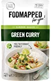 FODMAPPED - Low FODMAP Green Curry Simmer Sauce 7 OZ (200g)