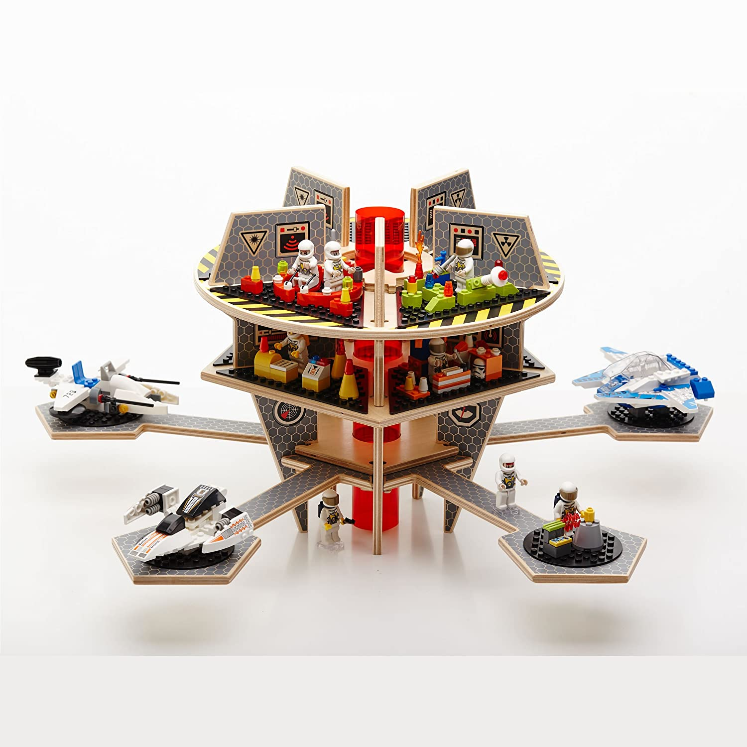 Base Ace 3D Spielplattform