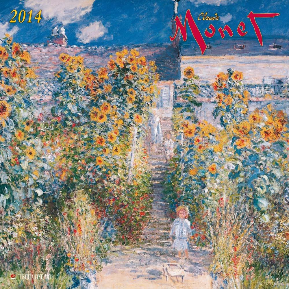 Claude Monet 2014 (Fine Art) PDF