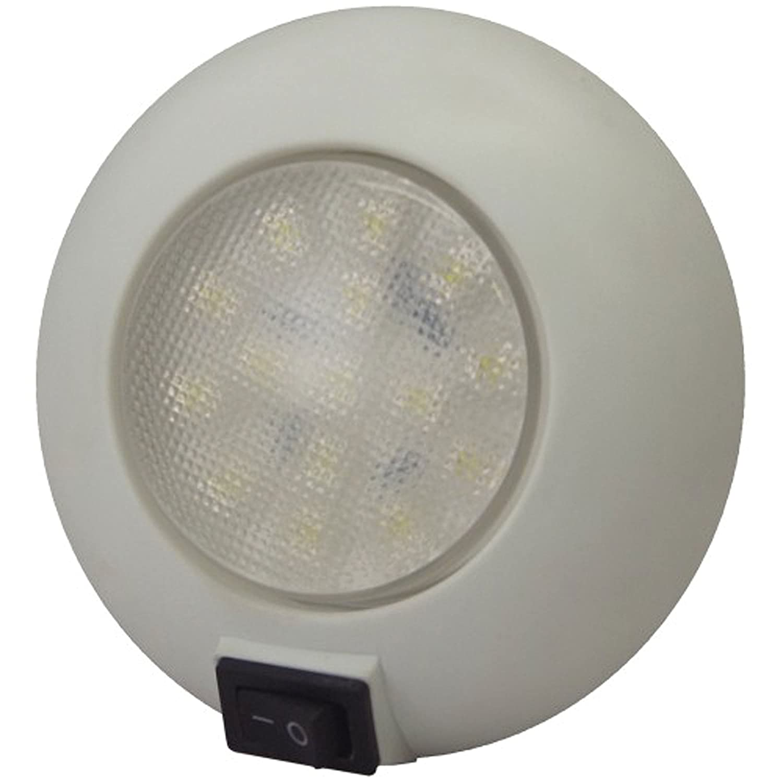 T-H Marine LED-51829-DP LED Surface Mount Dome Light TH Marine 3003.7008