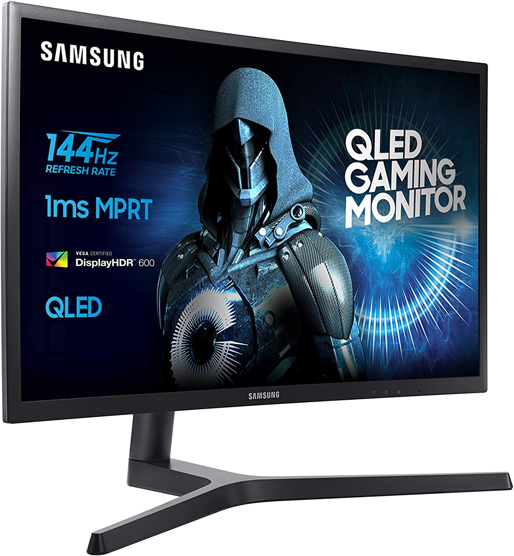 Samsung LC27HG70QQUXEN 68,4 cm (26,9 pulgadas, LED, 1 ms, HDMI ...
