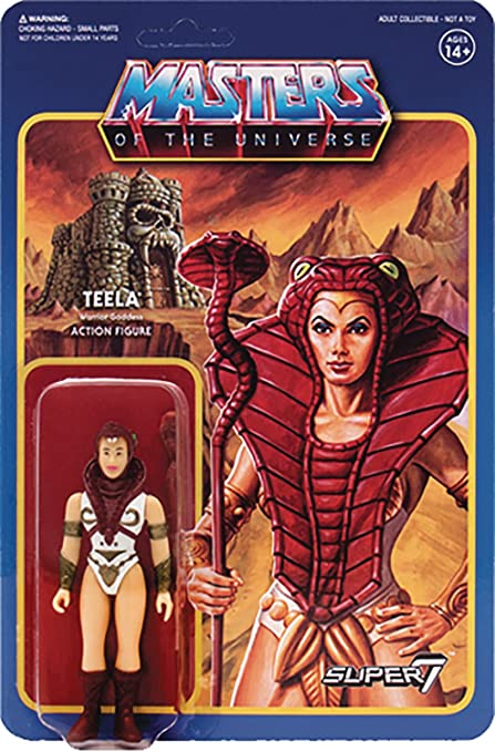 Masters of the Universe 3 3//4 Inch Evil-Lyn Reaction Figure