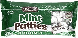 product image for Pearson's Mint Patties with Real Chocolate, 12 Ounces ( Case of 12 )