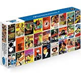 Re-marks Classic Movies Panoramic 1000 Piece Puzzle