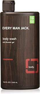 product image for Every Man Jack Body Wash and Shower Gel - Cedarwood