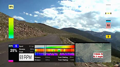 Training to Climb! 14,285 Feet Mt Evans Colorado. DVD Virtual ...