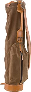 product image for BELDING American Collection Vintage Golf Carry Bag, 7-Inch, Tan