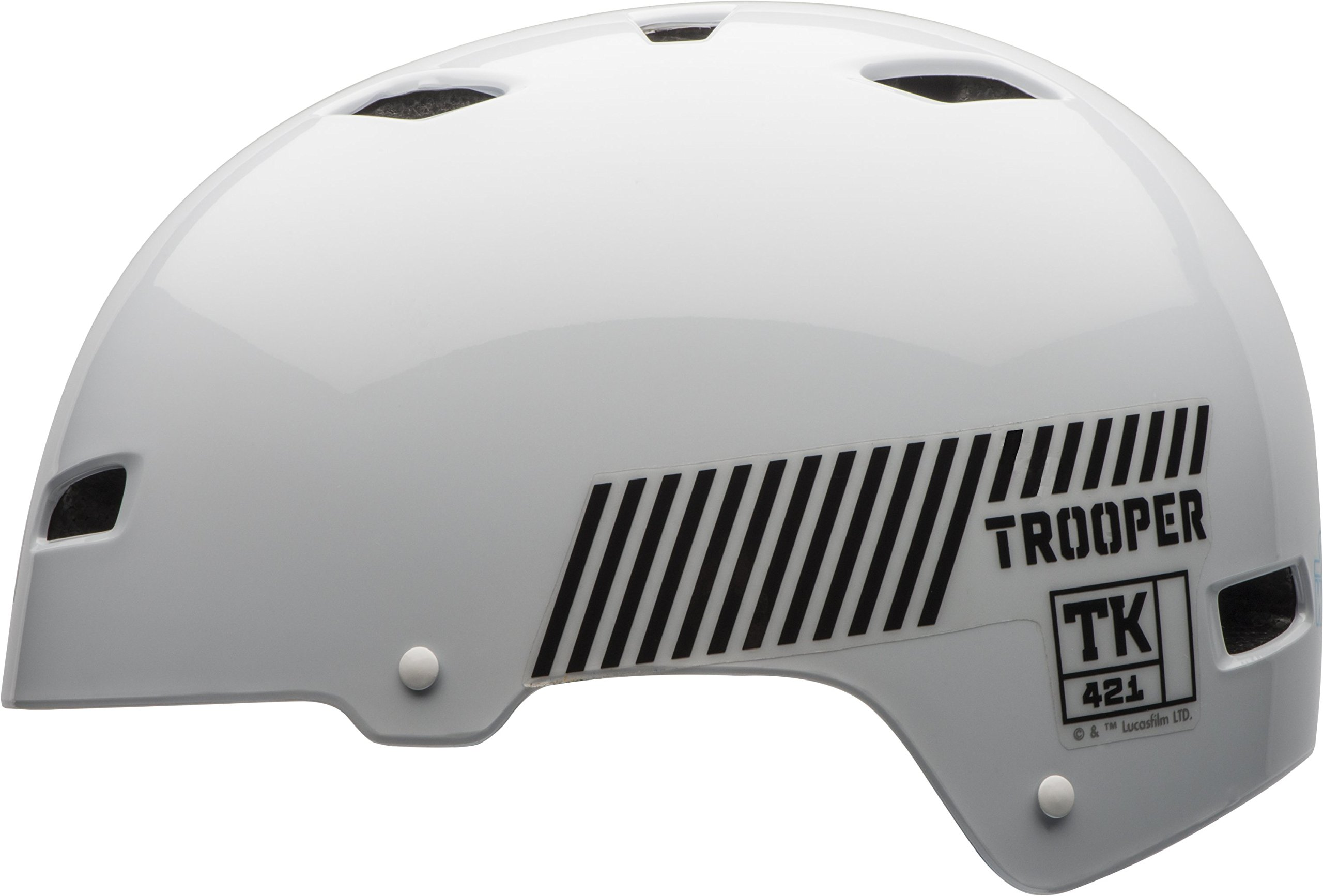 Bell Star Wars Injector Multi Sport Imperial Storm Trooper Helmet