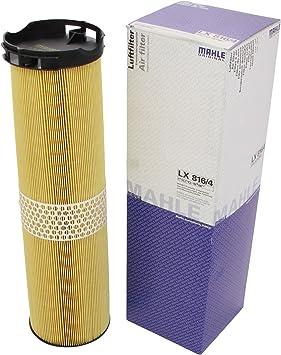 Knecht Lx 816 4 Air Filter Auto