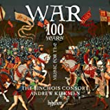 Music For The 100 Years' War: A Brief History In Music & Alabaster [The Binchois Consort; Andrew Kirkman] [Hyperion: CDA68170]