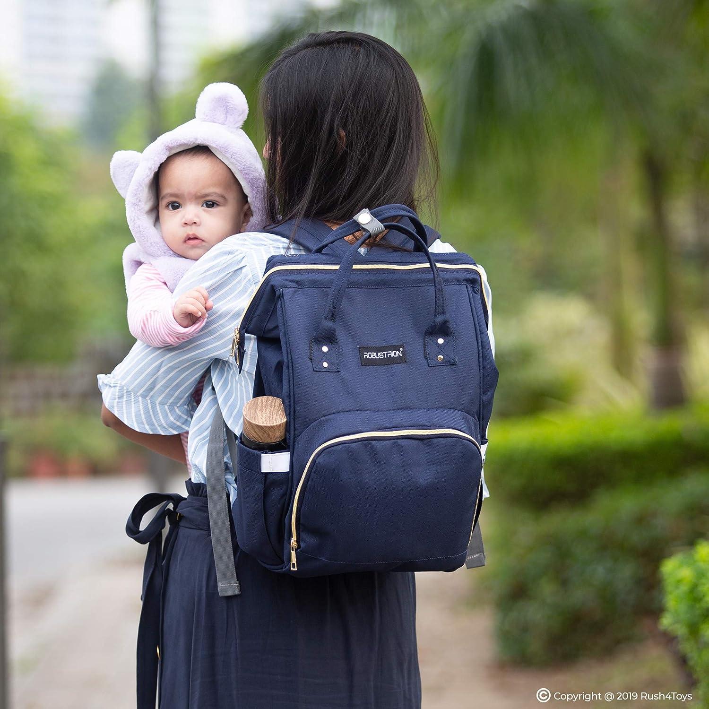 Robustrion Waterproof Diaper Bag