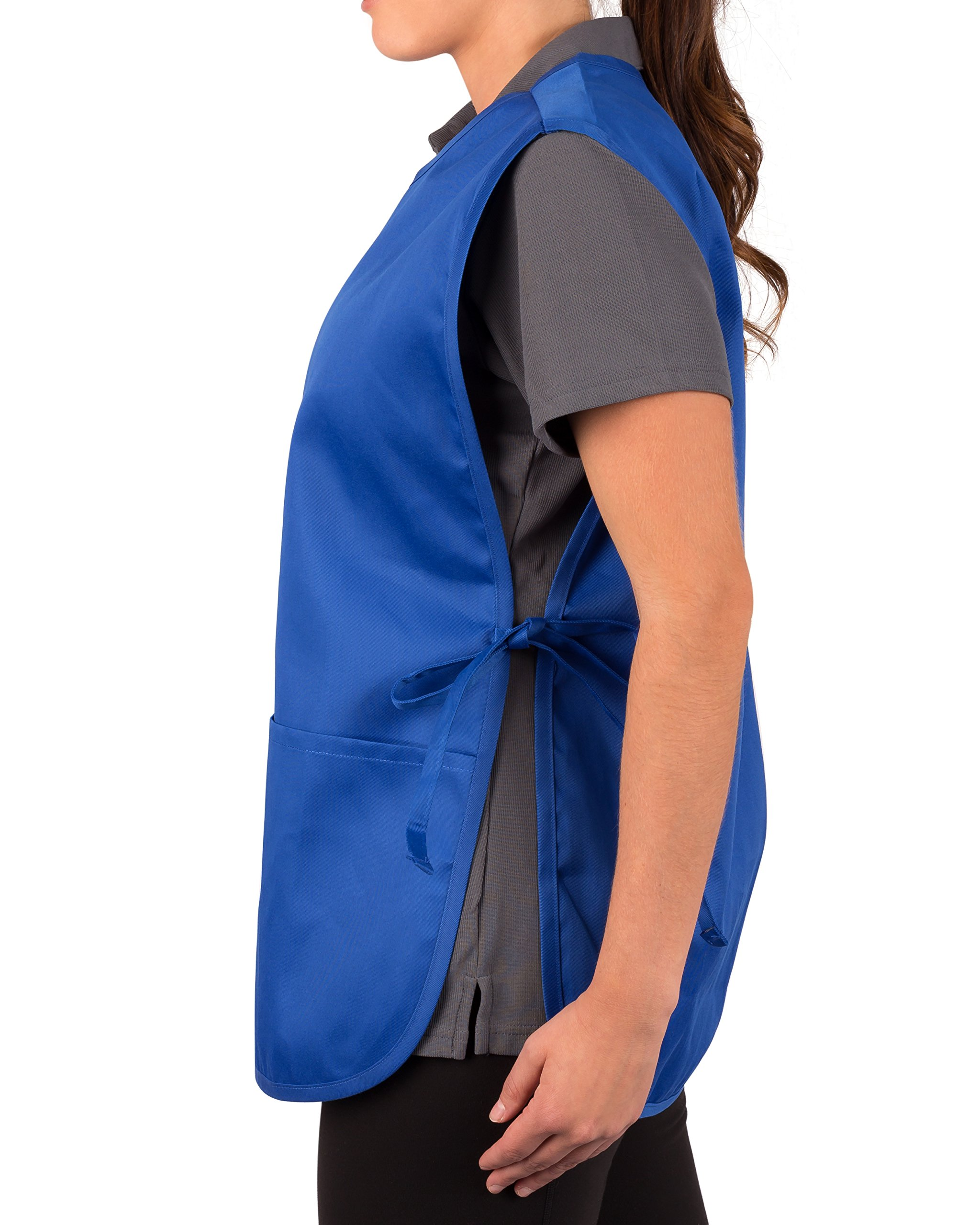 Royal Blue Cobbler Apron, Pack of 36 by KNG (Image #3)