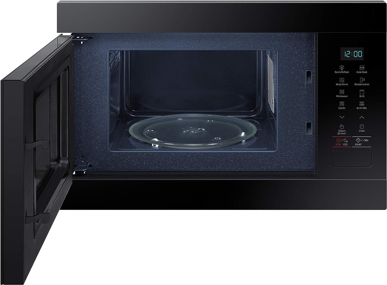 Samsung MG22M8054AK - Microondas de integración / encastre, 850W ...