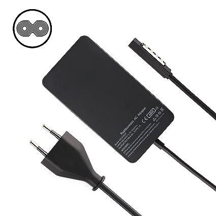 48 W adaptador 12 V 3.6 A Cargador Con Cable Extra largo 6 ...