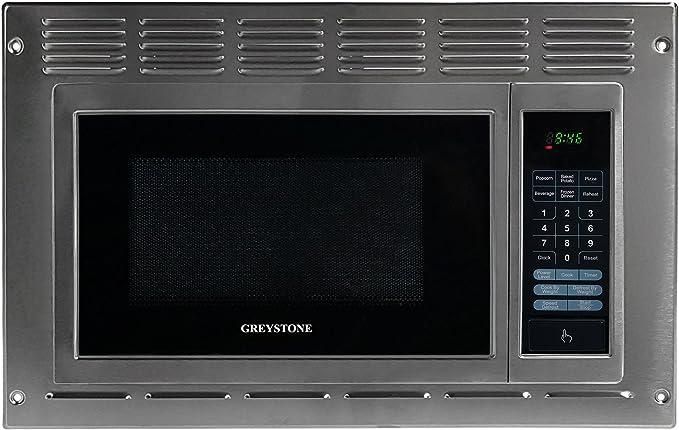 Amazon.com: Greystone horno microondas empotrable para ...